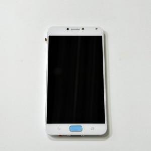 """Дисплейный модуль 5.5"""" IPS в сборе с передней панелью, сенсором и шасси для Asus ZenFone 4 Max ZC554KL Dual Sim White оригинал"""