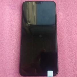 """Оригинальный дисплей LTPS 6,5"""" в сборе с передней панелью и аккумулятором 3750 мАч для Honor 8X (JSN-L21) Black"""