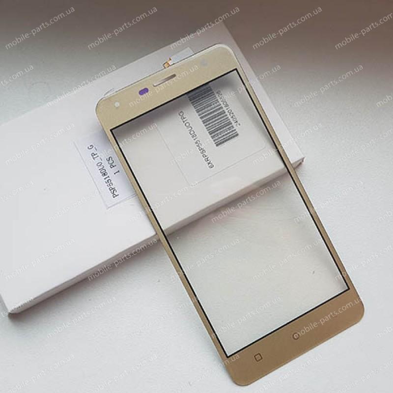 Сенсорный экран (тачпад) для Prestigio MultiPhone Muze D5 5513 Gold оригинал