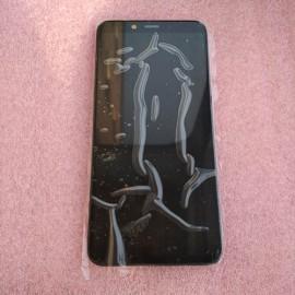 """Оригинальный дисплей 5.84"""" IPS в сборе с рамкой и сенсором для Xiaomi Mi A2 Black"""