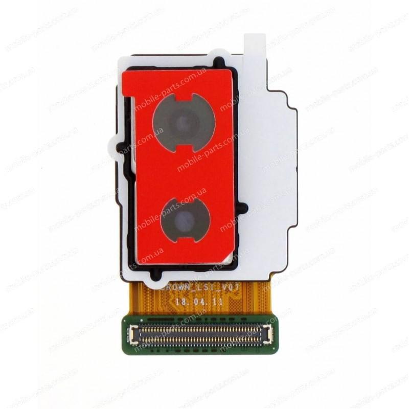 Двойная камера 12 МП с оптической стабилизацией для Samsung SM-N960 Galaxy Note 9 оригинал