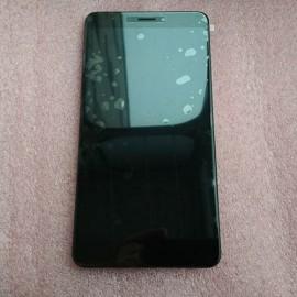 """Оригинальный дисплей 6,44"""" IPS в сборе с сенсором и рамкой для Xiaomi Mi Max 2 Black"""