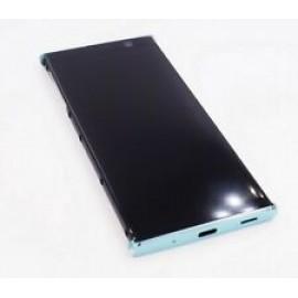"Дисплей 6.0"" IPS в сборе с металлическим шасси и сенсором для Sony H4413 Xperia XA2 Plus Dual Sim Green оригинал"