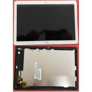 "Дисплей 9,6"" IPS в сборе в сенсором и рамкой для Huawei MediaPad T3 10 LTE (AGS-L09) White оригинал"