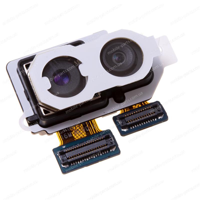 Камера основная 16 Mpx для Samsung Galaxy A40 2019 SM-A405, A30 2019 SM-A305 оригинал