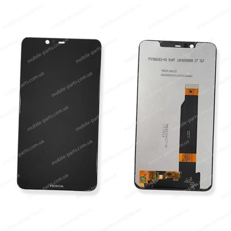 """Оригинальный дисплей 5.8"""" IPS в сборе с сенсором для Nokia 5.1 Plus TA-1105"""