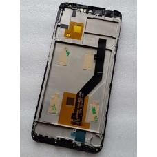 """Дисплей 6.26"""" IPS в сборе с передней панелью и сенсором для TP-Link Neffos X20 (TP7071A) оригинал"""