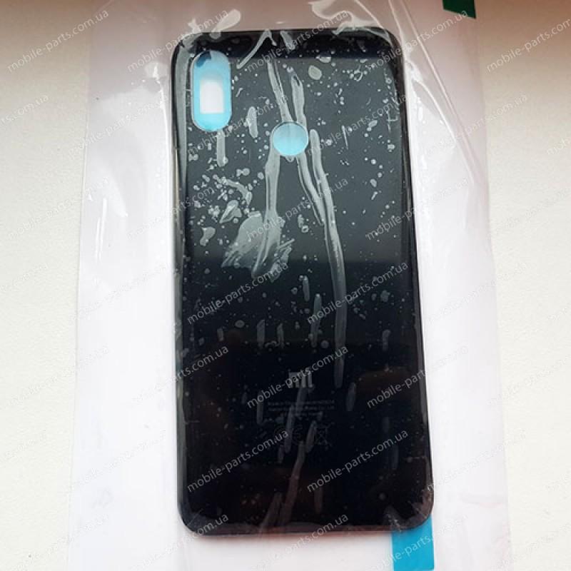 Задняя стеклянная панель для Xiaomi Mi 8 Black оригинал