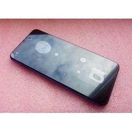 """Дисплей Super AMOLED 5,97"""" в сборе с сенсором и рамкой для Xiaomi Mi 9 SE Blue оригинал"""