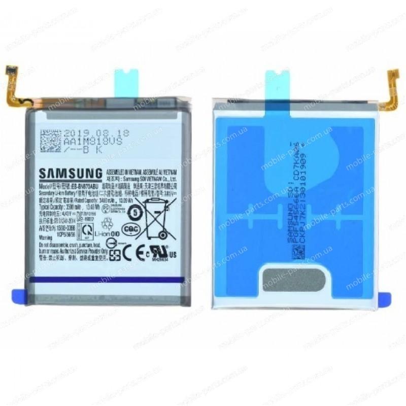 Ориигнальный аккумулятор EB-BN970ABU 3400 мАч для Samsung Galaxy Note 10 SM-N970
