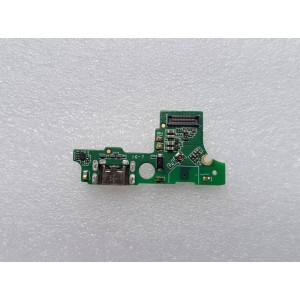 Нижняя (дополнительная) плата с micro USB разъёмом и микрофоном для TP-Link Neffos X20 (TP7071A) оригинал