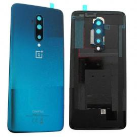 Задняя крышка в сборе со стеклом камеры для OnePlus 7T Pro Haze Blue оригинал
