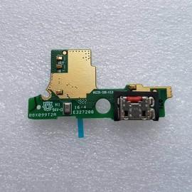 Нижняя (дополнительная) плата с micro USB разъёмом и микрофоном для TP-Link Neffos X20 Pro (TP9131A) оригинал