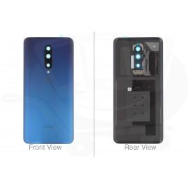Оригинальная задняя крышка в сборе стеклом камеры для OnePlus 7 Pro Nebula Blue