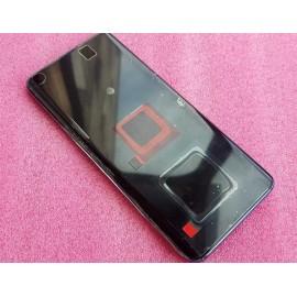 Оригинальный дисплей AMOLED в сборе с металлической рамкой для Xiaomi Mi 10 Twilight Grey