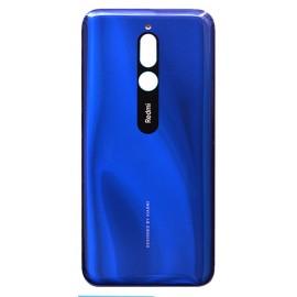 Задняя пластиковая крышка для Xiaomi Redmi 8 Blue оригинал
