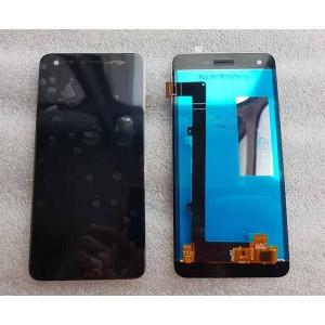 """Оригинальный дисплей 5"""" IPS в сборе с сенсором (без рамки) для ZTE A522 Blade Black"""