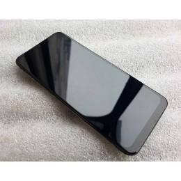 Оригинальный IPS дисплей  в сборе с сенсором и рамкой для Realme C2 RMX1941