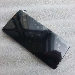 Оригинальный IPS дисплей в сборе с сенсором, рамкой и аккумулятором для Huawei P Smart 2021 (PPA-LX2)