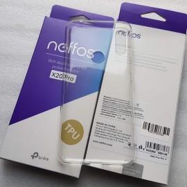 Фирменный силиконовый защитный чехол бампер для TP-Link Neffos X20 Pro TP9131A