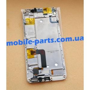 Дисплейный модуль (сборка дисплея и тачскрина) для Huawei Y5 II Gold оригинал