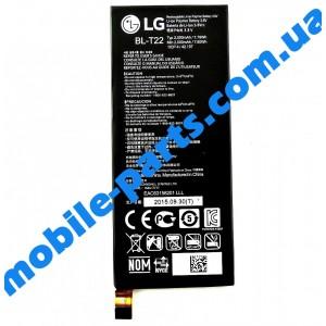 Оригинальный аккумулятор BL-T22 для LG H650E Class оригинал