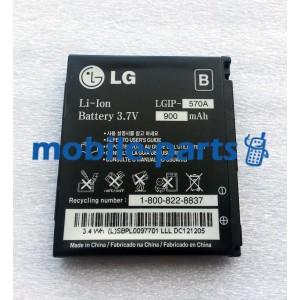 Оригинальный аккумулятор LGIP-570A для LG KP500,KC550,KC560,KC780,KF690