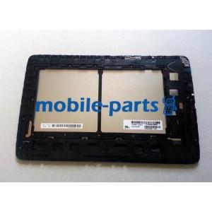 Дисплей (lcd) в сборе с сенсорным стеклом (тачскрином) (Black) для LG V700 G Pad 10.1