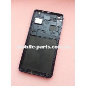Задняя крышка в сборе для Lenovo S850 Blue оригинал
