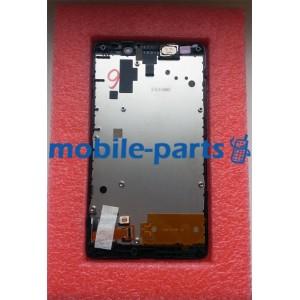 Дисплей с сенсорным экраном(тачскрином) для Nokia XL Dual Sim оригинал