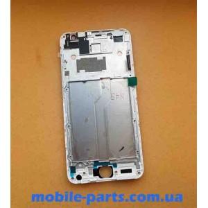 Дисплей в сборе с передней панелью для Prestigio MultiPhone 7501 Grace R7 Duo White оригинал