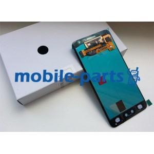 Дисплейный модуль (сборка дисплея и тачскрина) для Samsung SM-A300 Galaxy A3 серый оригинал