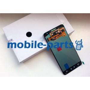 Дисплейный модуль (сборка дисплея и тачскрина) для Samsung SM-A300 Galaxy A3 Pink оригинал