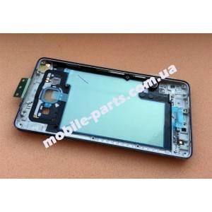 Средняя часть корпуса(основа) для Samsung A500 Galaxy A5 Duos под черный и серебряный корпус оригинал