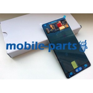 Дисплейный модуль (сборка дисплея и тачскрина) для Samsung SM-A500 Galaxy A5 Duos Silver оригинал