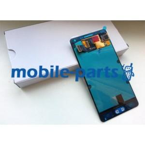 Дисплейный модуль (сборка дисплея и тачскрина) для Samsung SM-A500 Galaxy A5 Duos Gold оригинал
