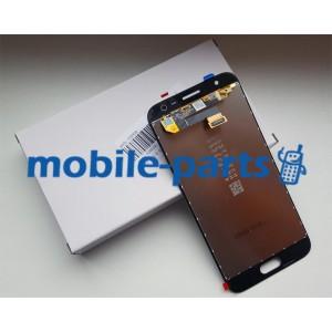 """Оригинальный дисплей PLS 5"""" в сборе с сенсором для Samsung Galaxy J3 2017 SM-J330 Gold"""